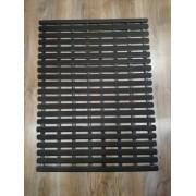 Műanyag kilépő szőnyeg / tégla