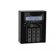 RS107 – Lcd tasztatúrás szolárium vezérlő automata