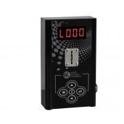 RS108 – Fólia tasztatúrás led kijelzős zsetonos szolárium vezérlő automata