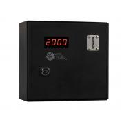 RS110 – Fiók nélküli led kijelzős zsetonos szolárium vezérlő automata